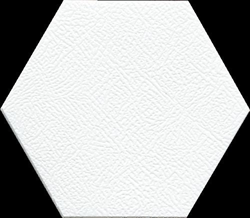 white embossed stone