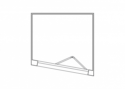 Shower Cubicle - ANGLED Thicker-01