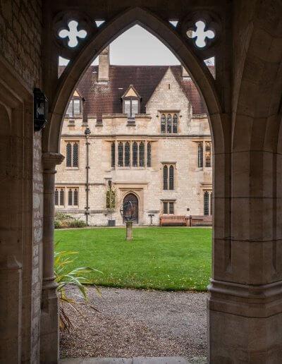 St Cross College, Oxford_1