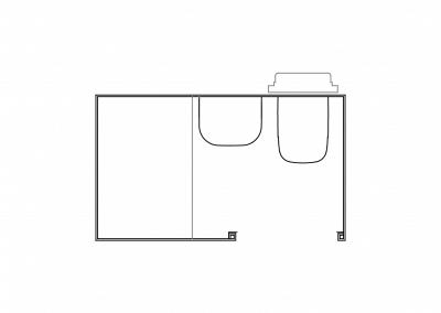 Bathroom Pod_Rectangular footprint