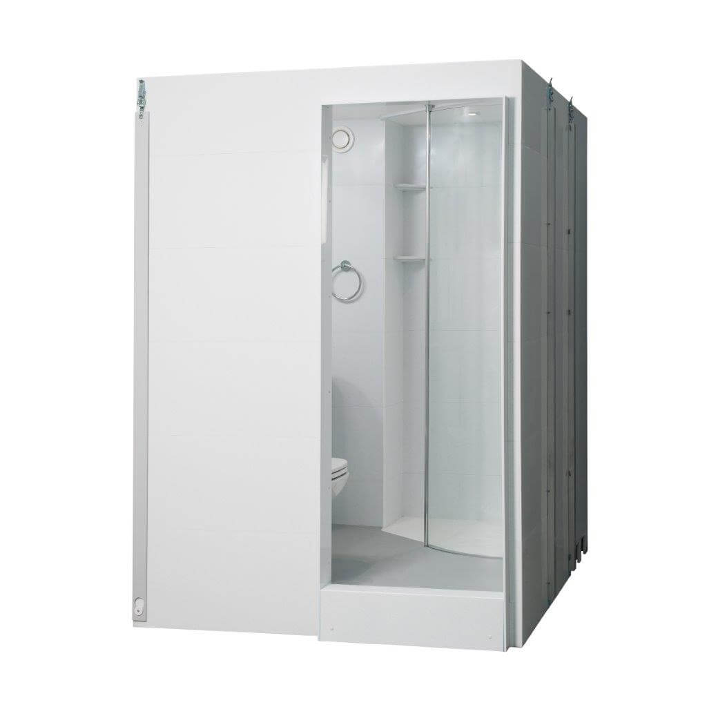 Cupar bathroom pod_external