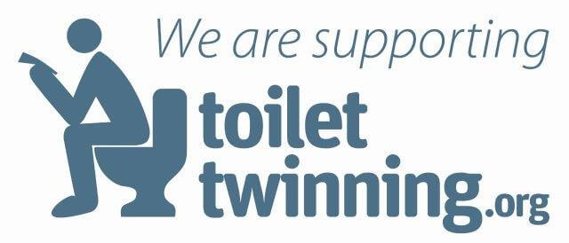 Taplanes Supports Toilet Twinning